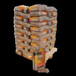 Palette 72 sacs crepito